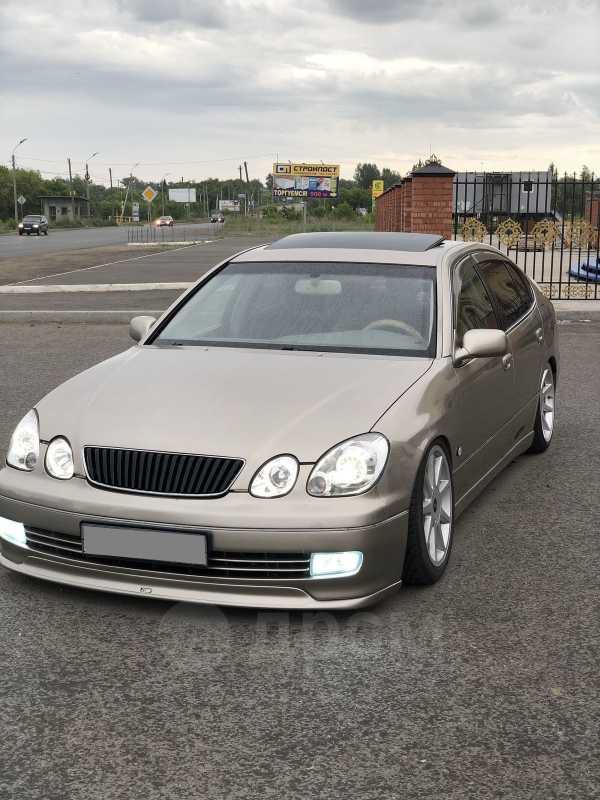 Lexus GS300, 2000 год, 600 000 руб.