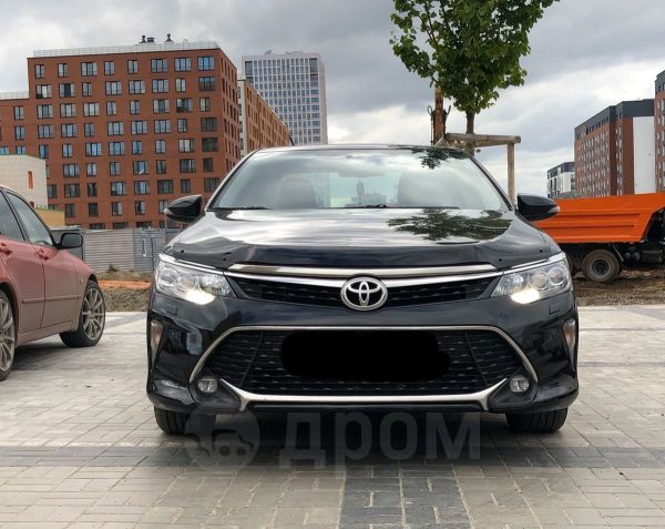 Toyota Camry, 2017 год, 1 470 000 руб.