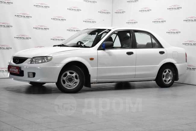 Mazda Familia, 2002 год, 139 000 руб.