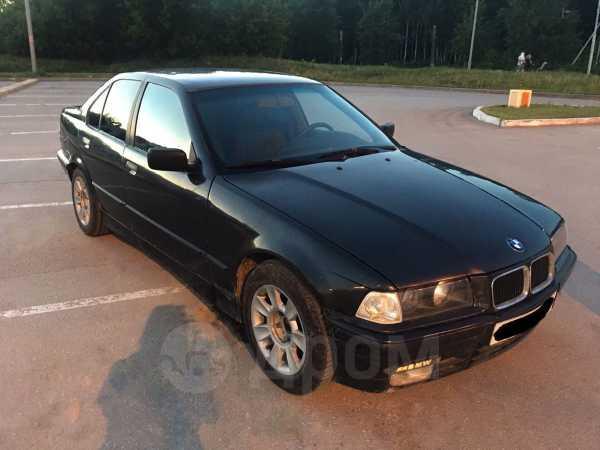BMW 3-Series, 1993 год, 140 000 руб.