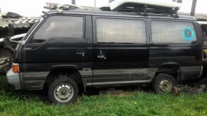 Красный Чикой Caravan 1991