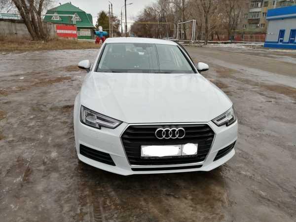 Audi A4, 2017 год, 1 750 000 руб.