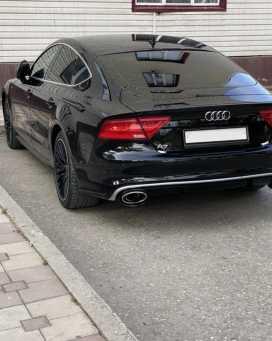 Гудермес Audi A7 2012