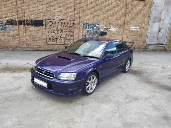 Subaru Legacy B4, 2000 год, 370 000 руб.