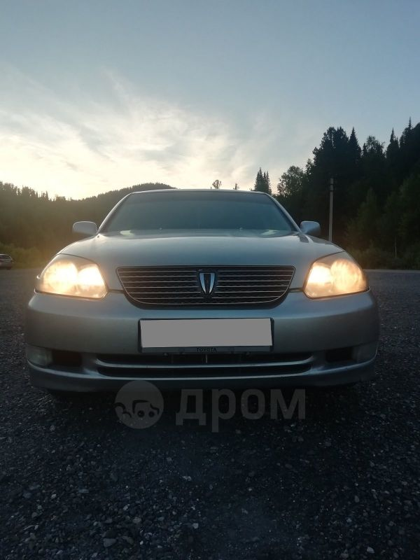 Toyota Mark II, 2002 год, 335 000 руб.