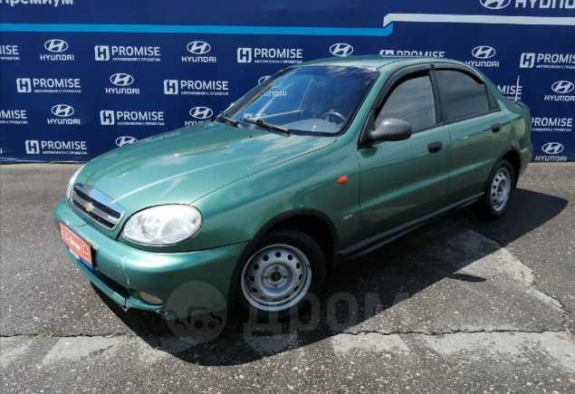 Chevrolet Lanos, 2007 год, 110 000 руб.