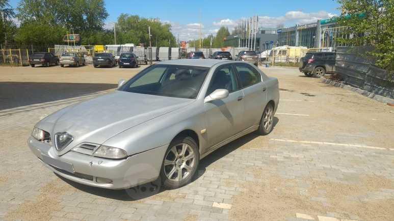 Alfa Romeo 166, 2000 год, 110 000 руб.