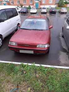 Омск Carina II 1991