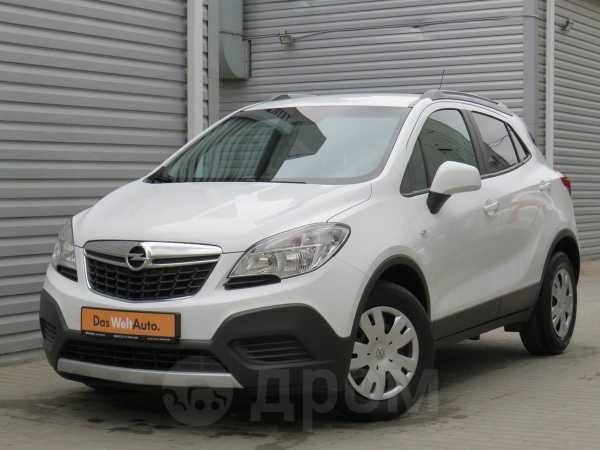 Opel Mokka, 2014 год, 645 000 руб.