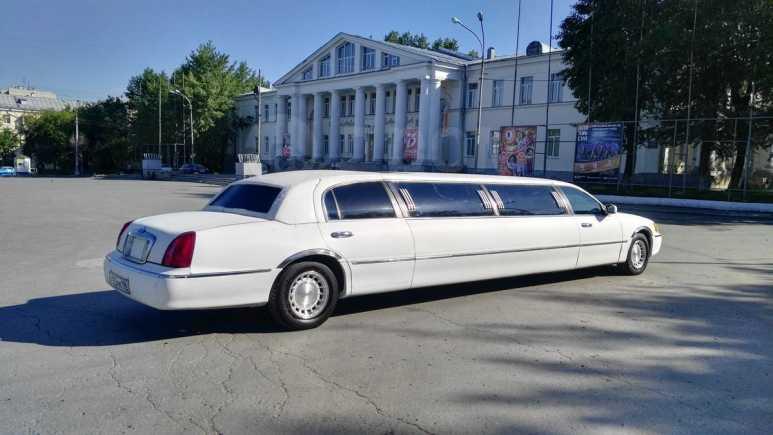 Lincoln Town Car, 1999 год, 485 000 руб.