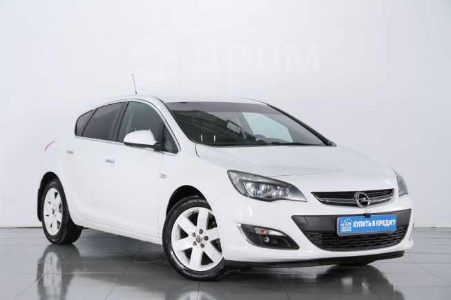 Opel Astra, 2013 год, 529 000 руб.
