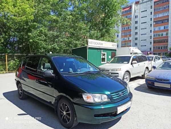 Toyota Picnic, 1999 год, 199 000 руб.