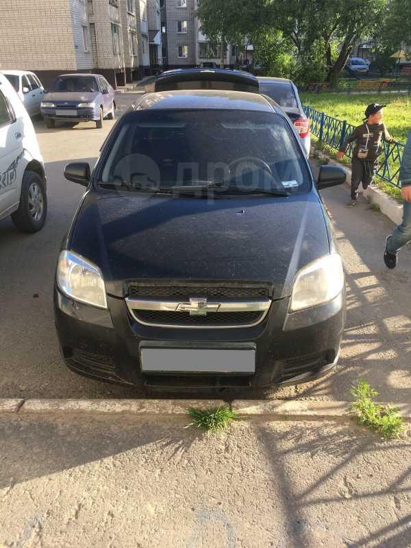 Chevrolet Aveo, 2009 год, 150 000 руб.