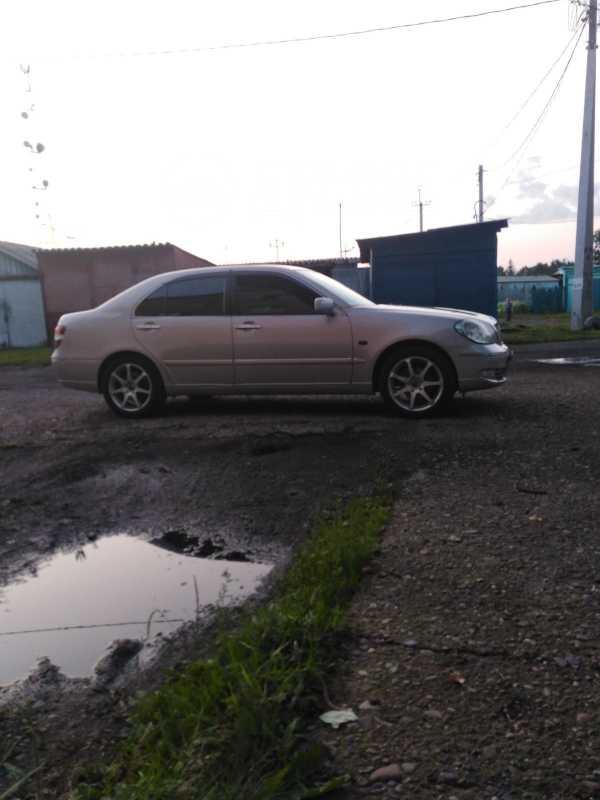 Toyota Brevis, 2004 год, 430 000 руб.
