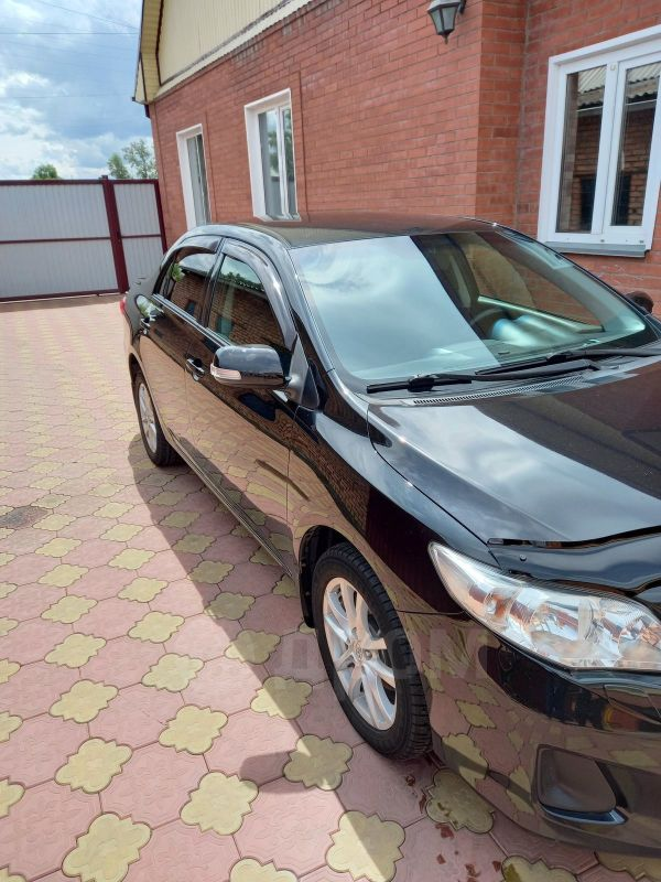 Toyota Corolla, 2010 год, 659 000 руб.