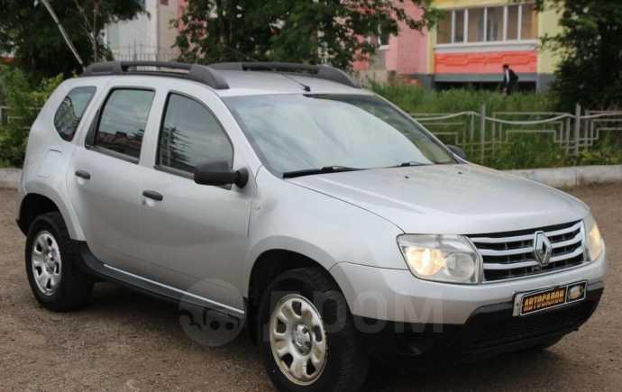 Renault Duster, 2013 год, 395 000 руб.