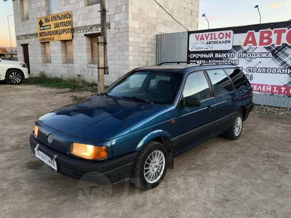 Volkswagen Passat, 1990 год, 79 000 руб.