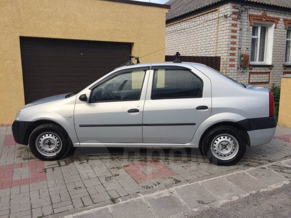 Renault Logan, 2006 год, 189 000 руб.