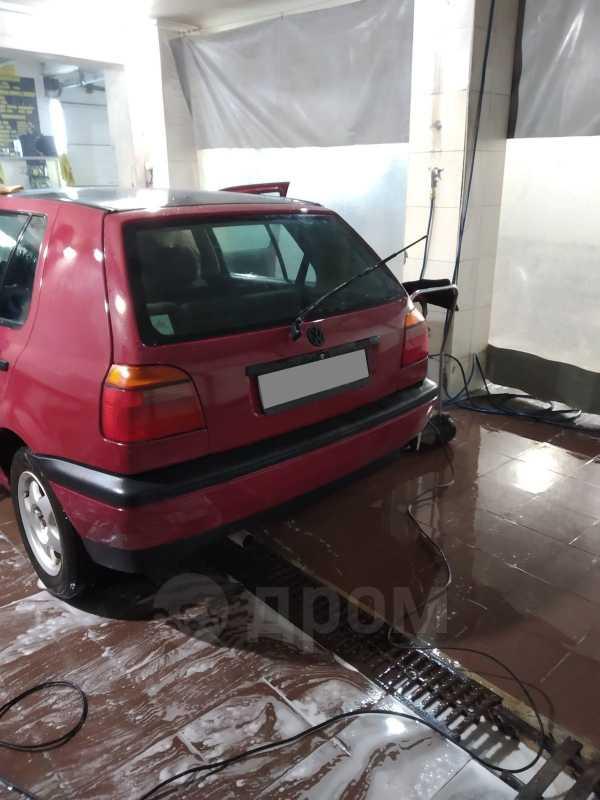 Volkswagen Golf, 1994 год, 95 000 руб.