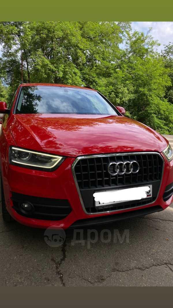 Audi Q3, 2014 год, 1 070 000 руб.