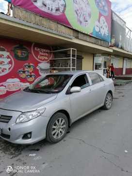Ростов-на-Дону Corolla 2008