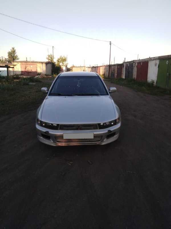 Mitsubishi Galant, 2001 год, 190 000 руб.