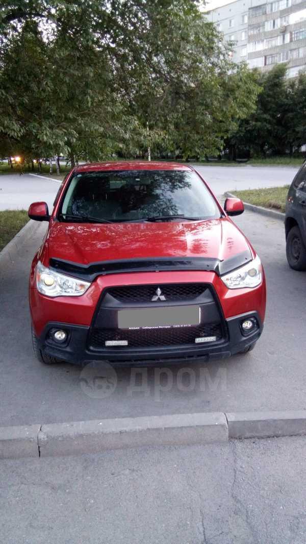 Mitsubishi ASX, 2012 год, 700 000 руб.