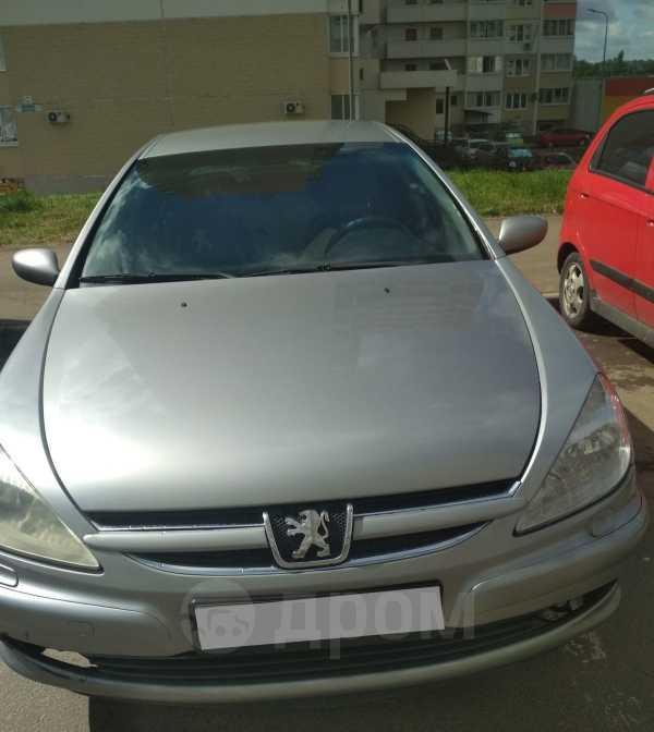 Peugeot 607, 2004 год, 250 000 руб.