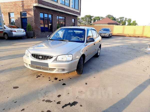 Hyundai Accent, 2011 год, 277 000 руб.