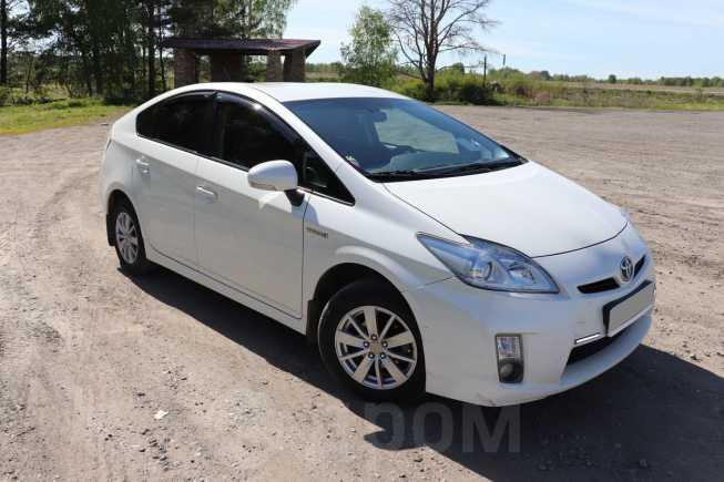 Toyota Prius, 2010 год, 745 000 руб.