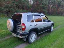 Юргамыш Niva 2005