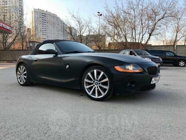 BMW Z4, 2003 год, 670 000 руб.