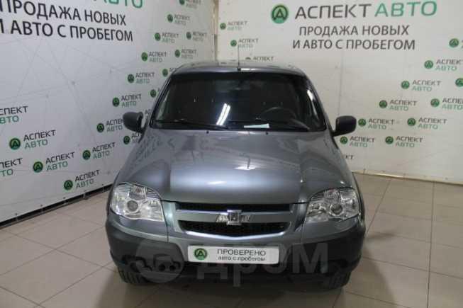 Chevrolet Niva, 2015 год, 457 000 руб.