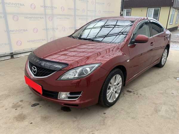 Mazda Mazda6, 2008 год, 499 000 руб.