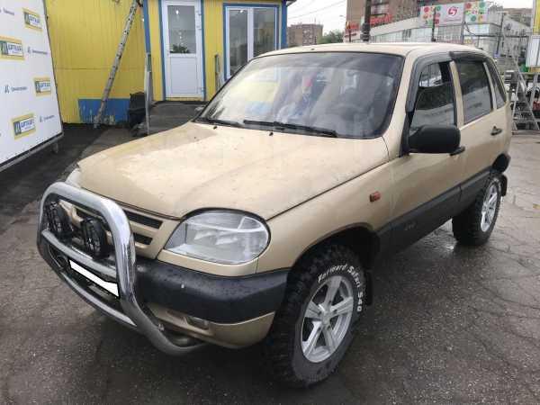Chevrolet Niva, 2005 год, 209 000 руб.