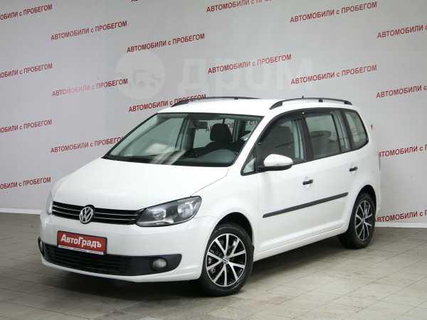 Volkswagen Touran, 2012 год, 649 000 руб.