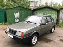 Москва 2109 1992