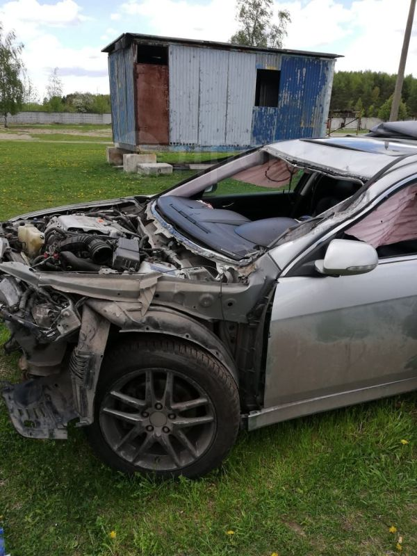 Honda Accord, 2007 год, 150 000 руб.