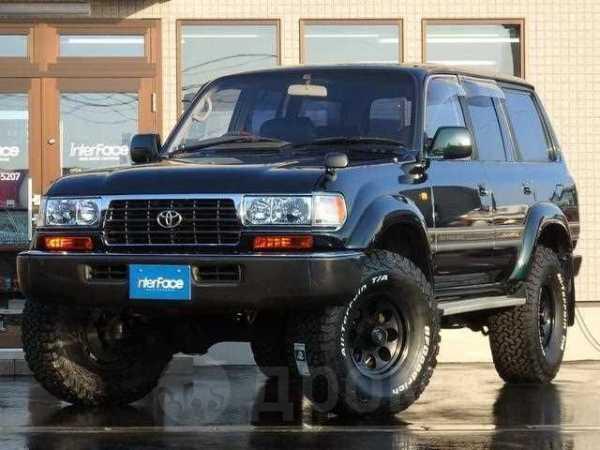 Toyota Land Cruiser, 1997 год, 670 000 руб.