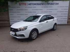 Альметьевск Веста 2016