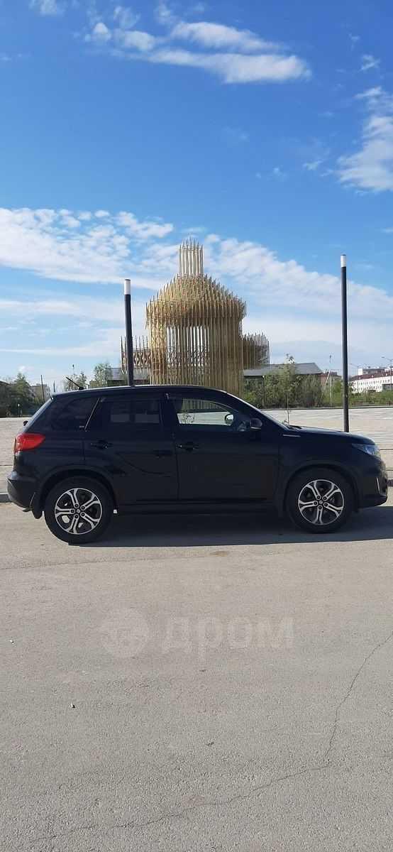 Suzuki Escudo, 2016 год, 1 150 000 руб.