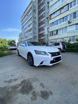 Владивосток Lexus GS350 2012