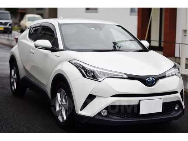 Toyota C-HR, 2017 год, 1 180 000 руб.