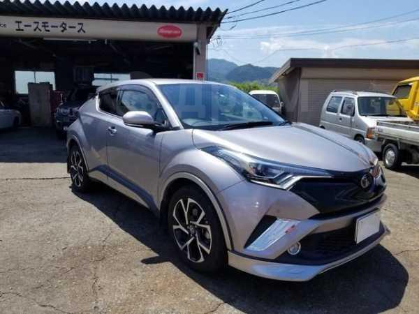 Toyota C-HR, 2017 год, 1 100 000 руб.