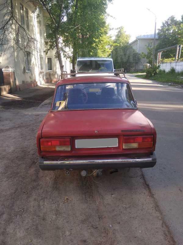 Лада 2107, 1994 год, 13 000 руб.