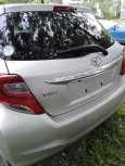Toyota Vitz, 2016 год, 670 000 руб.