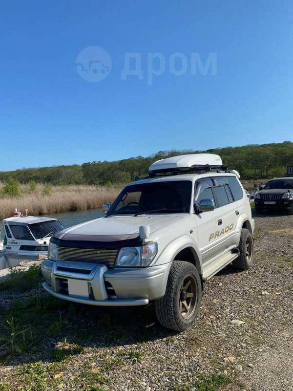 Toyota Land Cruiser Prado, 1998 год, 1 100 000 руб.