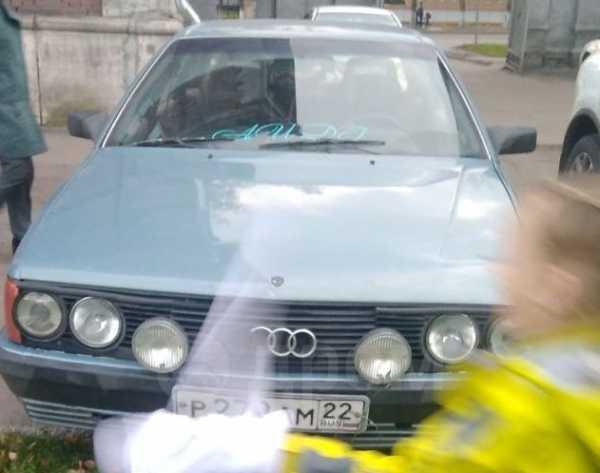 Audi 100, 1983 год, 37 000 руб.