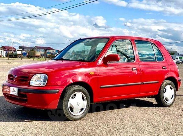 Nissan March, 1999 год, 168 000 руб.