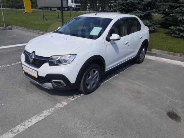 Renault Logan, 2019 год, 815 000 руб.